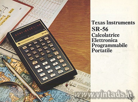 Texas Instruments SR-56