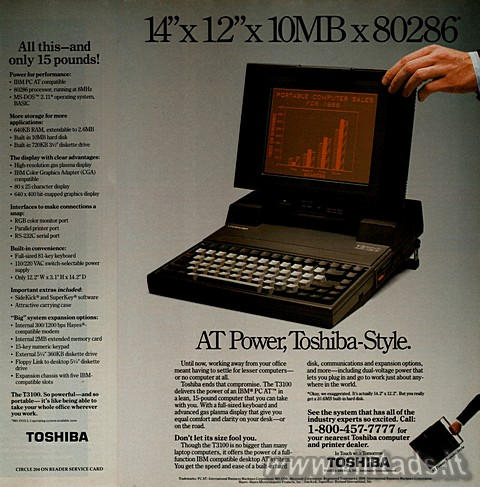 "14"" x 12"" x 10MB x 80286*