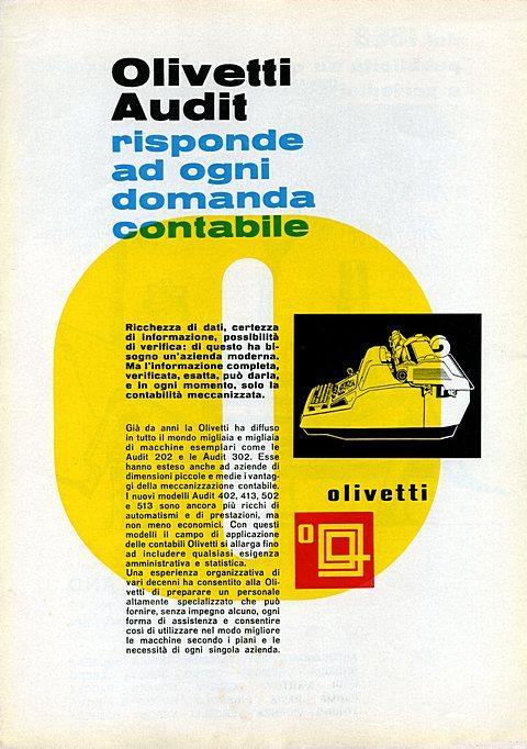 Olivetti Audit risponde ad ogni domanda contabile