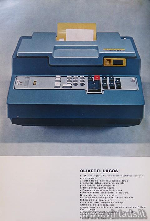 Olivetti Logos 27-1