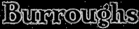 logo Burroughs