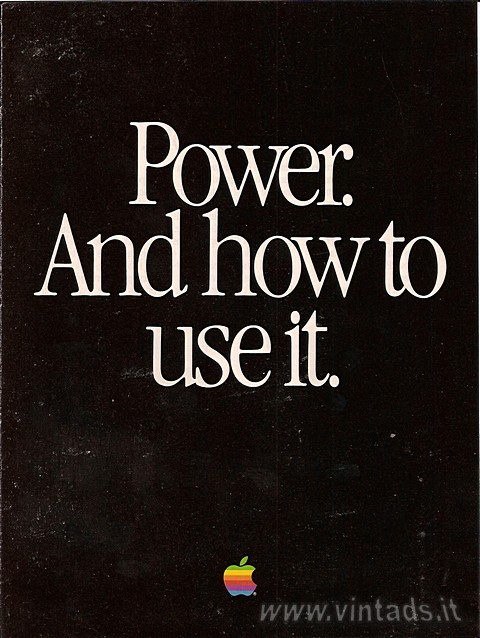 Power. And how to use it.