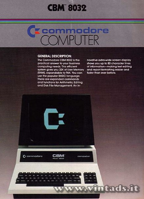 CBM 8032