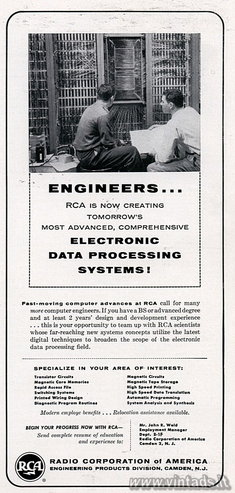 ENGINEERS… 