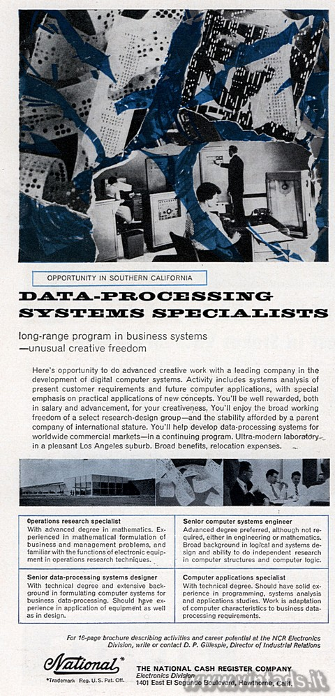 OPPORTUNITY IN SOUTHERN CALIFORNIA