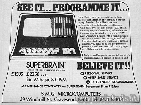SEE IT... PROGRAMME IT…