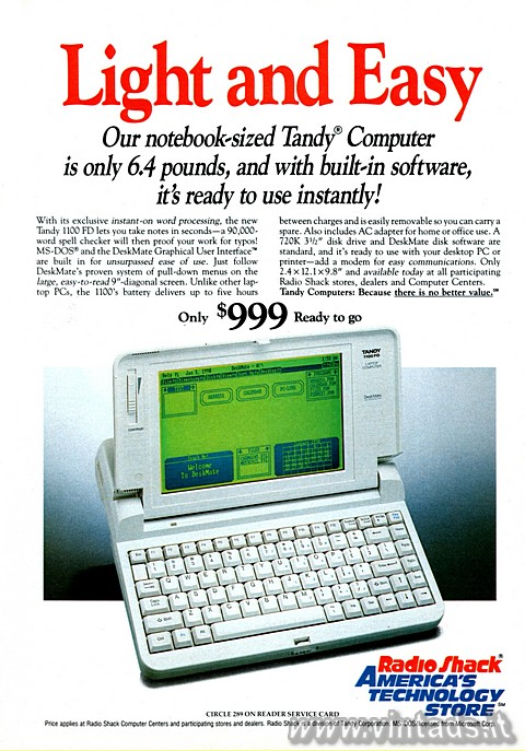 Light and Easy
